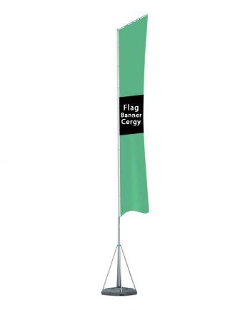 Flag Banner Cergy