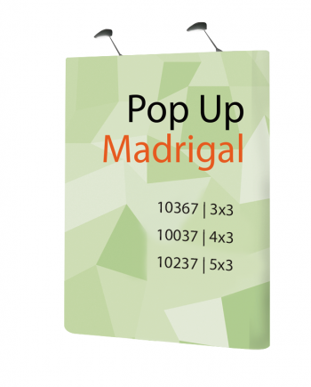 Soporte Pop-Up Madrigal