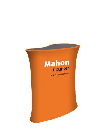 Balcão Publicitário para Têxtil Mahon