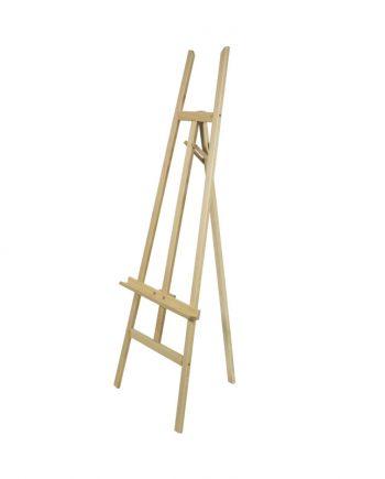 Cavalete de Mesa em madeira 156X60-122cm