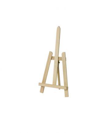 Cavalete de Mesa em madeira 42x19-34cm