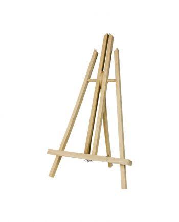 Cavalete de Mesa em madeira 52x28-45cm