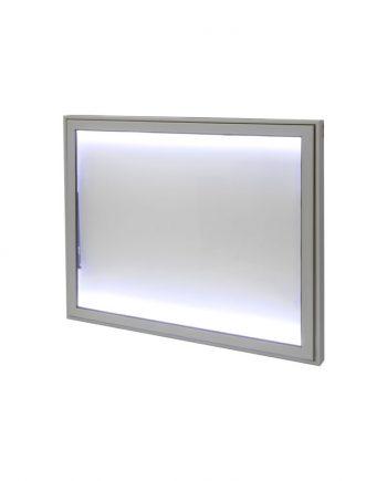 Vitrina de Exterior Com Luz LED