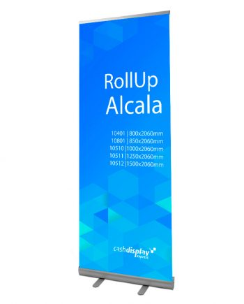 Roll Up Económico Alcala - Display Publicitario