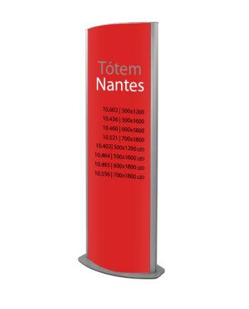 Totém Publicitarios Nantes